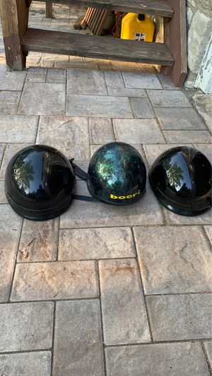 Motorcycle or bicycle helmets for Sale in Yonkers, NY