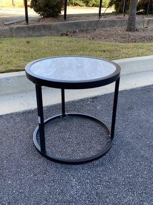 Brand New Indoor Outdoor Side Console Side Coffee Table for Sale in Atlanta, GA