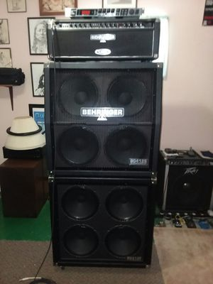Behringer full stack plus more for Sale in Payson, AZ