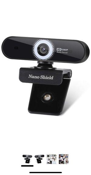 1080p auto focus web camera for Sale in Apex, NC
