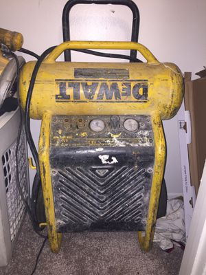 Dewalt air compressors for Sale in Houston, TX
