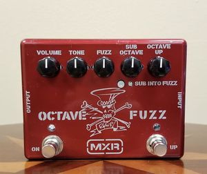 Guitar effects pedal- octave fuzz for Sale in Escondido, CA