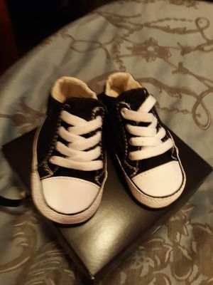 Baby converse for Sale in New Canton, VA