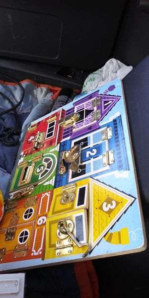 Kids toy puzzle game 3dol firm lots deals my post go look for Sale in Jupiter, FL