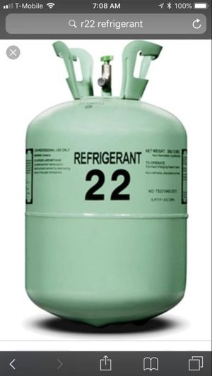 R22 Freon, Refrigerant, cooling, AC, air conditioning, Forane,R-22 for Sale in Lincolnwood, IL
