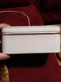 Pandora Bracelet With 14 Charms And Jewelry Box. for Sale in Springfield,  MA