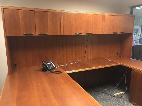 Large Executive Desk