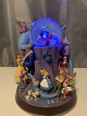 Disney wonderful world or Disney snow globe for Sale in Denver, CO