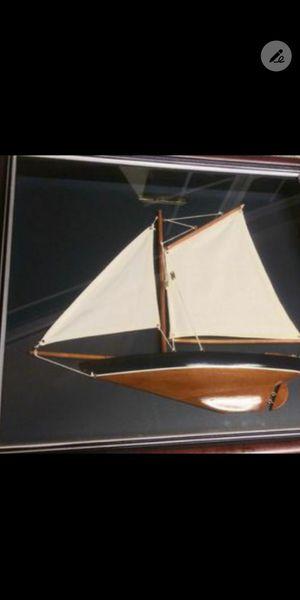 3D sailboat frame for Sale in Rialto, CA