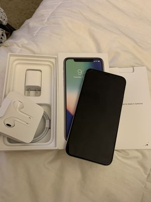 iPhone X 64GB for Sale in San Diego, CA