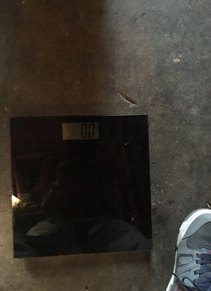 digital bathroom scale for Sale in Fresno, CA