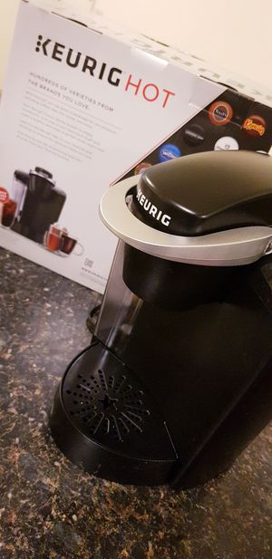 Keurig K-Classic Coffee Maker K-Cup Pod, Sing Serve, Programmable Black for Sale in Conway, AR