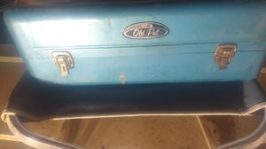 Old tackle box for Sale in Fresno, CA