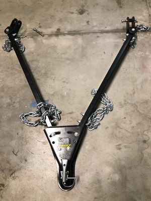 Smittybilt Jeep Tow Bar for Sale in Bonita, CA