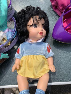 Baby Snow White Doll for Sale in Pemberton, NJ