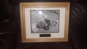 Stunning framed marylin monroe photo 17 by 19 asking 15 doll for Sale in Las Vegas, NV
