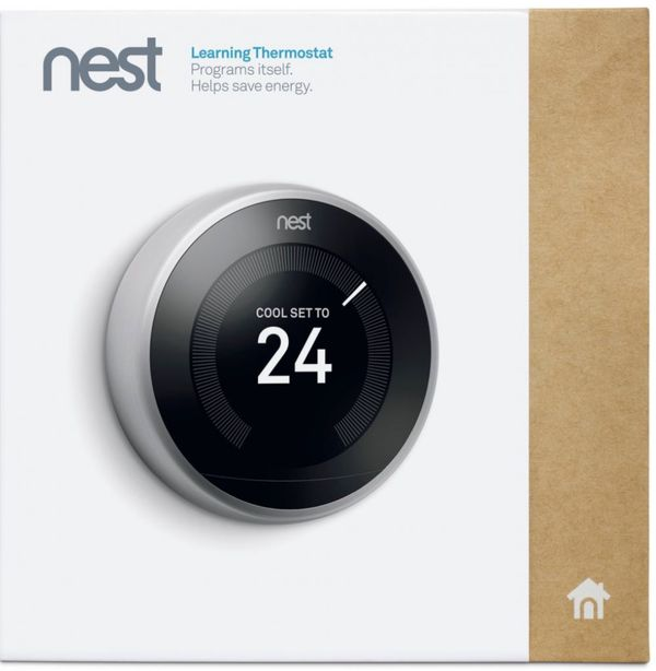 Nest Learning Thermostat - Brand New
