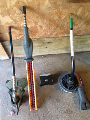 TORO/RYOBI POWERHEAD LAWN ATTACHMENTS for Sale in Chelmsford, MA