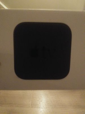 Apple TV with box ULTRA 4K for Sale in Columbus, OH