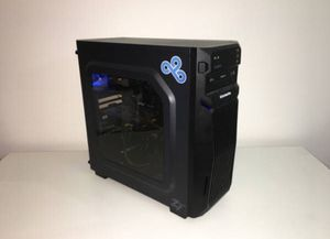 built pc ( budget build for daily use or gaming ) for Sale in Springfield, VA