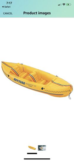 Kayak sevylor tahitik 79 classic kayak for Sale in Great Neck,  NY