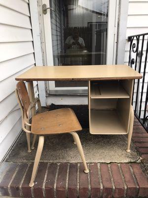 Vintage School Desk for Sale in Hicksville, NY