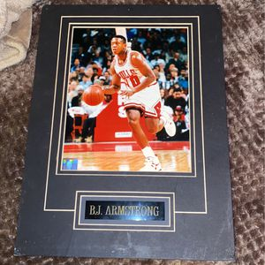B.J. Armstrong Poster for Sale in Silver Spring, MD