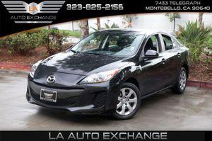 2013 Mazda Mazda3 for Sale in Montebello, CA