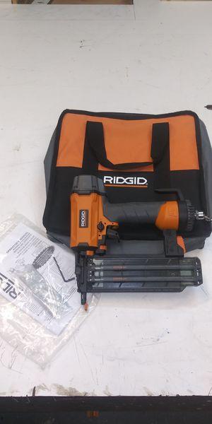 Ridgid R213BNE 2-1/8 in. 18-Gauge Brad Nailer for Sale in New Port Richey, FL
