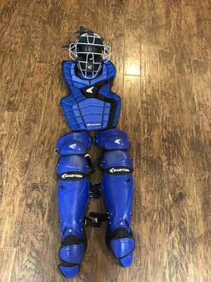 Mako 2 adult catchers gear for Sale in Fort Worth, TX