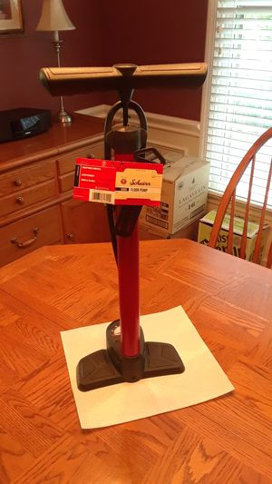 Schwinn Bike Floor Pump for Sale in Blawnox, PA