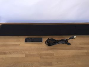 "Vizio SB362An-F6 36"" 2.1 Channel Soundbar with Built-In Dual Subwoofers for Sale in Lakewood, CA"