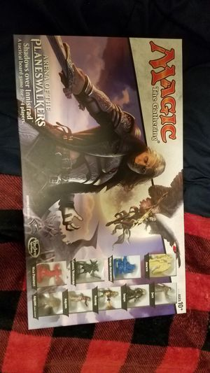 Magic the gathering board game. Never played for Sale in San Pedro, CA
