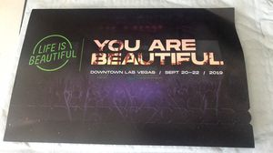 Life Is Beautiful 3 day wristband! for Sale in Long Beach, CA