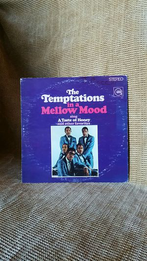 "The Temptations""The Temptations In A Mellow Mood."" for Sale in San Diego, CA"