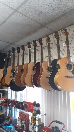 Acoustic Guitars For Sale for Sale in Visalia, CA