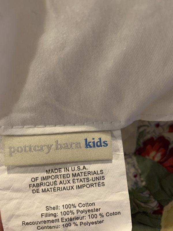 Pottery Barn Kids Standard Pillow