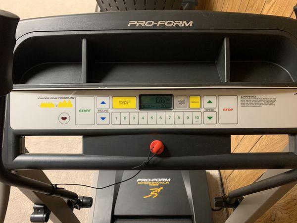 Profoam Treadmill