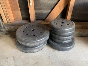 plastic weights for Sale in Escondido, CA