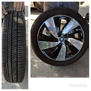 BMW SUV SPARE WHEEL. TIRE [155-70-R19]+ ALUMINUM RIM for Sale in LAKE MATHEWS, CA