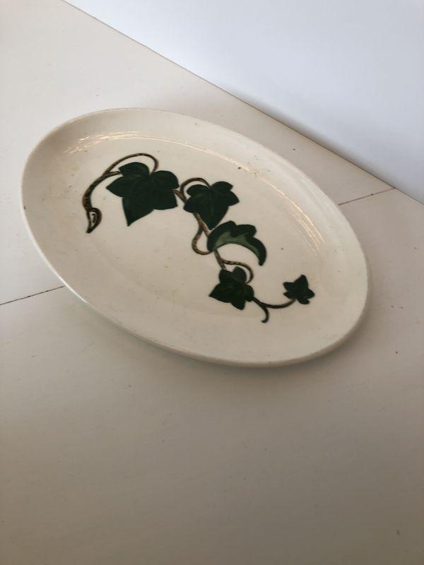 Poppy trail plate