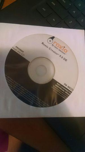 Roxio Creator Install DVD for Sale in Vancouver, WA