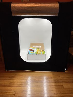 Photography Light Box for Sale in Los Angeles, CA
