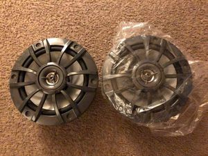 Brand new kenwood speakers 6.5inch 150watt rms each for Sale in Dover, PA