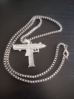 """Silver plated chain 22"""" (Still available) for Sale in Phoenix, AZ"""