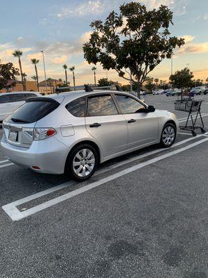 2008 Subaru Impreza for Sale in San Bernardino, CA