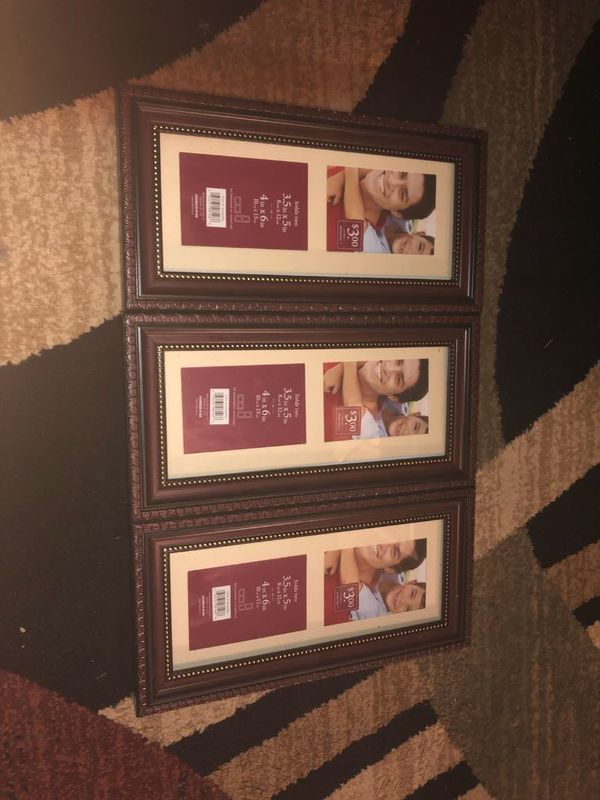 Picture frames new