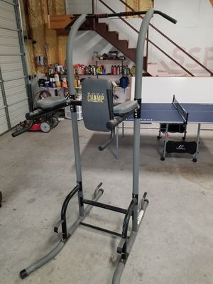 Body Champ Pull Up / Work out Station for Sale in Mathis, TX