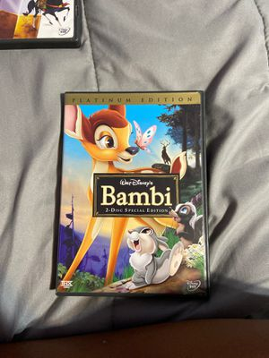 Bambi DVD 2 Disc special Edition for Sale in Miami, FL