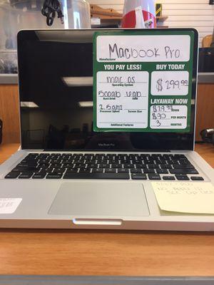 Apple MacBook Pro for Sale in Martinsville, IN